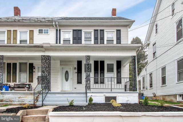 14 Water Street, WINDSOR, PA 17366 (#PAYK135694) :: The Joy Daniels Real Estate Group