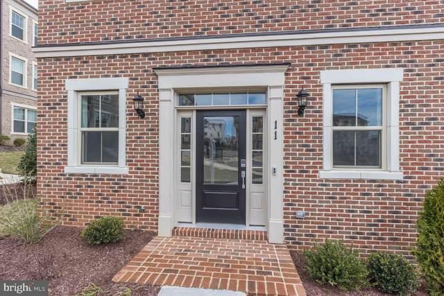 11 Blue Jay Way, CLARKSBURG, MD 20871 (#MDMC701102) :: Jim Bass Group of Real Estate Teams, LLC