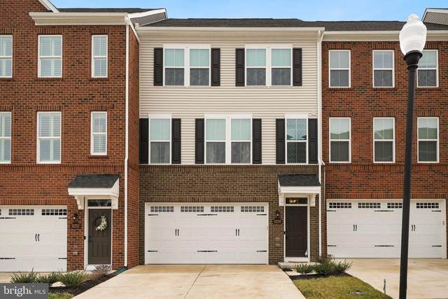 11250 Creek Ford Terrace, MANASSAS, VA 20109 (#VAPW490794) :: Dart Homes