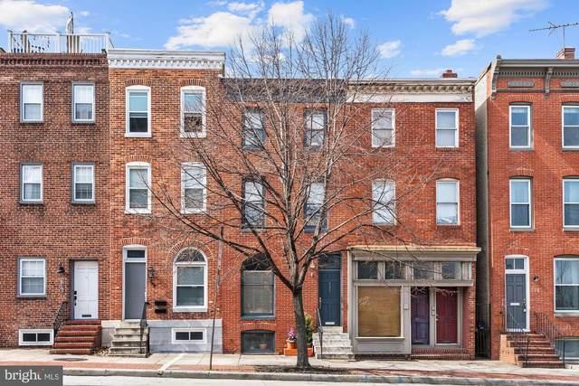 732 Light Street A, BALTIMORE, MD 21230 (#MDBA504944) :: Shamrock Realty Group, Inc
