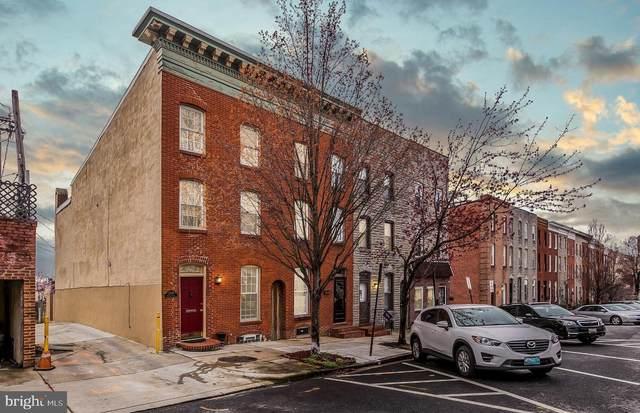 2235 Bank Street, BALTIMORE, MD 21231 (#MDBA504956) :: Revol Real Estate