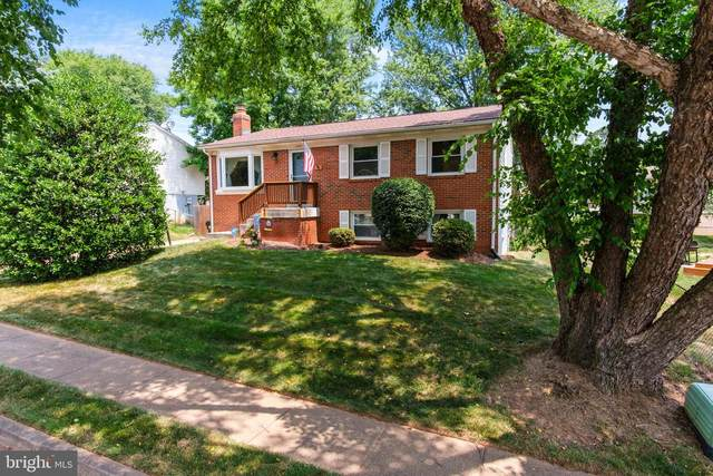 13831 Lindendale Road, WOODBRIDGE, VA 22193 (#VAPW490818) :: AJ Team Realty
