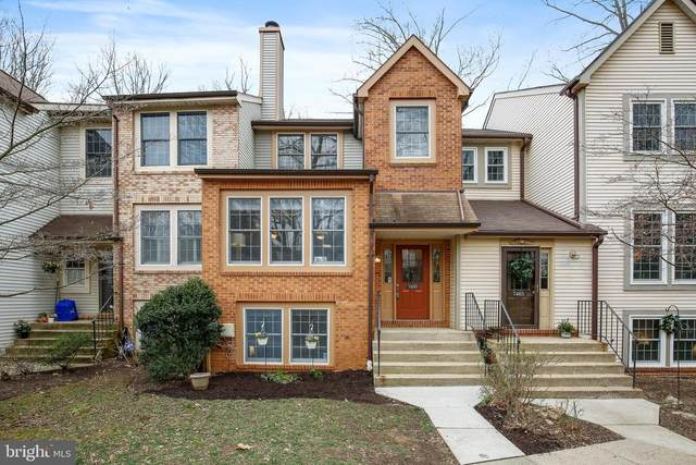 7485 Swan Point Way 17-8, COLUMBIA, MD 21045 (#MDHW277230) :: Coleman & Associates