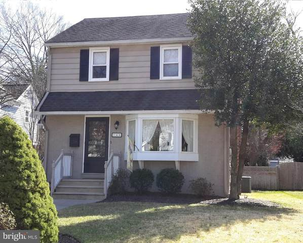 762 W Mount Vernon Avenue, HADDONFIELD, NJ 08033 (MLS #NJCD390444) :: The Dekanski Home Selling Team