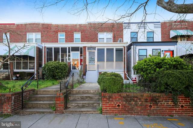 443 19TH Street NE, WASHINGTON, DC 20002 (#DCDC462960) :: Coleman & Associates