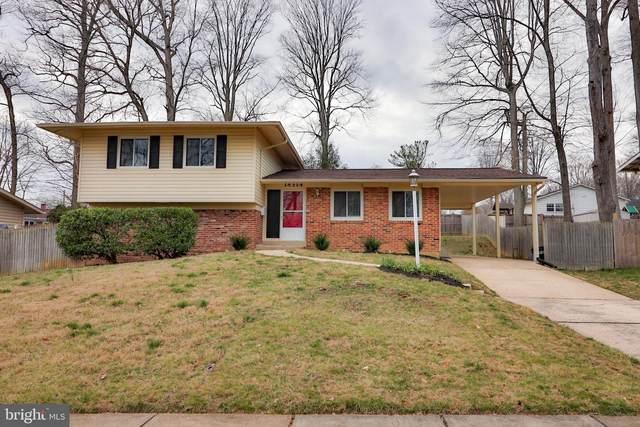 14314 Woodcrest Drive, ROCKVILLE, MD 20853 (#MDMC701186) :: Potomac Prestige Properties