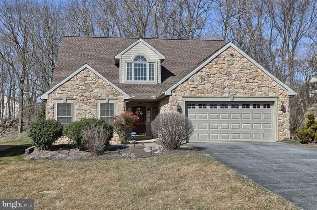 1879 Meadow Ridge Drive, HUMMELSTOWN, PA 17036 (#PADA120416) :: The Joy Daniels Real Estate Group