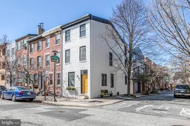 516 S 24TH Street, PHILADELPHIA, PA 19146 (#PAPH884970) :: Pearson Smith Realty