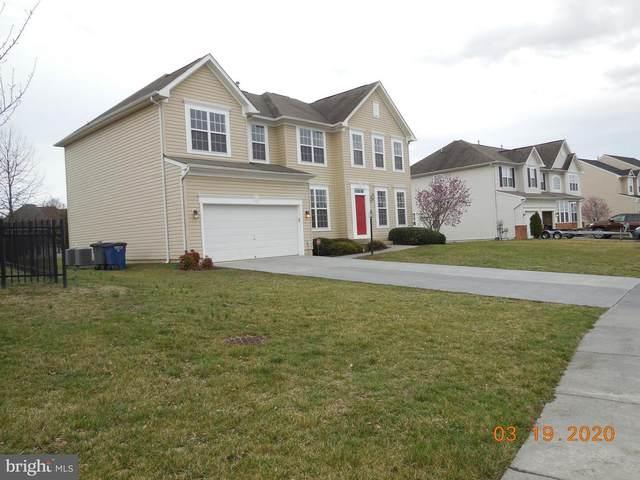 101 Blackburns Ford, STEPHENS CITY, VA 22655 (#VAFV156468) :: CR of Maryland