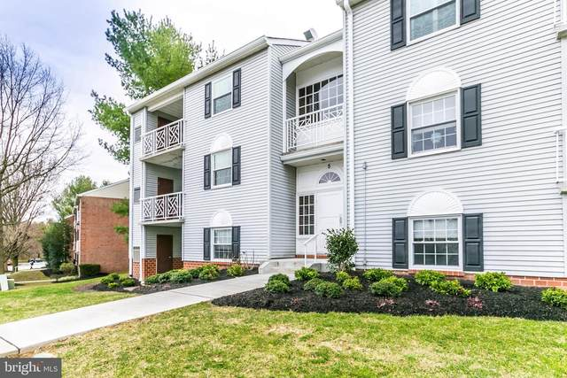 5 Gandson Court #302, LUTHERVILLE TIMONIUM, MD 21093 (#MDBC489464) :: The Dailey Group