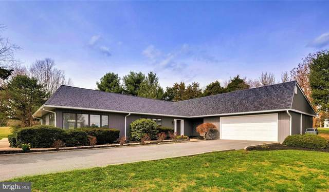 13610 Meadow Glenn, CLARKSVILLE, MD 21029 (#MDHW277258) :: Corner House Realty
