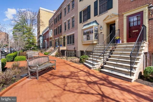 1625 19TH Street NW #34, WASHINGTON, DC 20009 (#DCDC462996) :: The Licata Group/Keller Williams Realty
