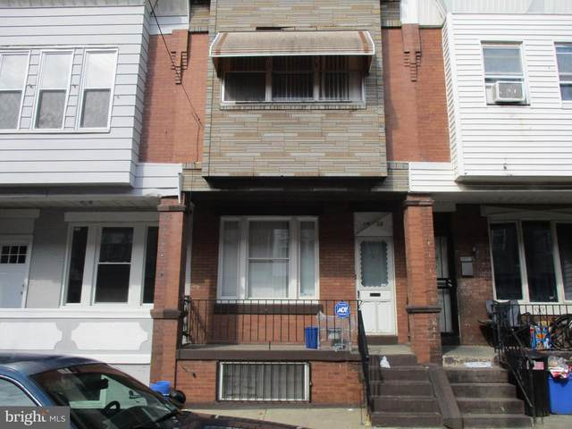 1438 S Marston Street, PHILADELPHIA, PA 19146 (#PAPH885020) :: Jim Bass Group of Real Estate Teams, LLC