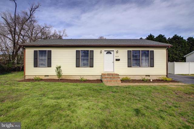 305 W Main Street, FRUITLAND, MD 21826 (#MDWC107532) :: Atlantic Shores Sotheby's International Realty