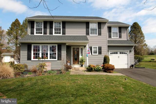 235 Burgundy Lane, NEWTOWN, PA 18940 (#PABU493830) :: ExecuHome Realty