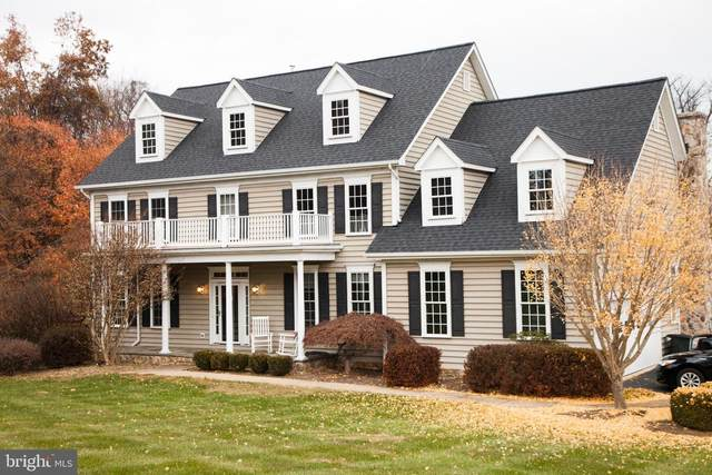 18191 Turnberry Drive, ROUND HILL, VA 20141 (#VALO406754) :: EXP Realty