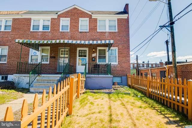 443 Gusryan Street, BALTIMORE, MD 21224 (#MDBA505054) :: Jacobs & Co. Real Estate