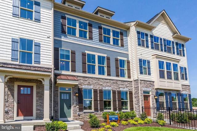 THE Mcpherson Grand - Home Of The Month, NEW MARKET, MD 21774 (#MDFR261744) :: AJ Team Realty