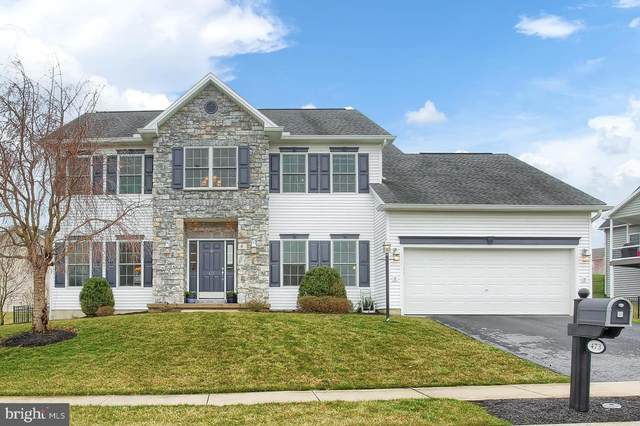 473 Adam Lane, MECHANICSBURG, PA 17050 (#PACB122650) :: Keller Williams of Central PA East