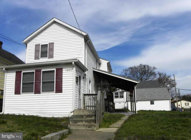 1003 Chestnut Street, MARCUS HOOK, PA 19061 (MLS #PADE516482) :: The Premier Group NJ @ Re/Max Central