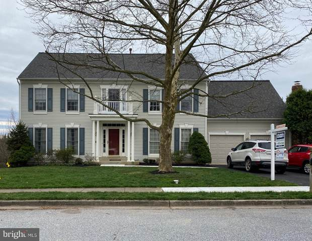 6327 Knollwood Drive, FREDERICK, MD 21701 (#MDFR261756) :: John Smith Real Estate Group