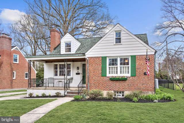 31 Dungarrie Road, BALTIMORE, MD 21228 (#MDBC489512) :: The Bob & Ronna Group