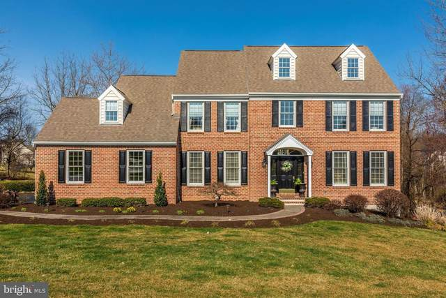 110 Peregrine Lane, DOWNINGTOWN, PA 19335 (#PACT503608) :: The John Kriza Team