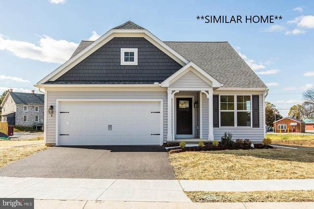#6 LOT Stoneway Path, LANCASTER, PA 17602 (#PALA161448) :: The Heather Neidlinger Team With Berkshire Hathaway HomeServices Homesale Realty