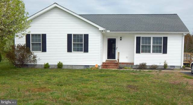 105 Cart Branch Circle, GREENWOOD, DE 19950 (#DESU158522) :: CoastLine Realty