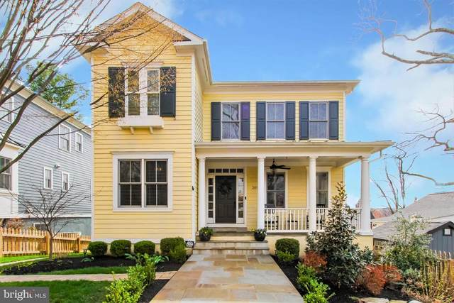 207 North Street NE, LEESBURG, VA 20176 (#VALO406774) :: The Licata Group/Keller Williams Realty