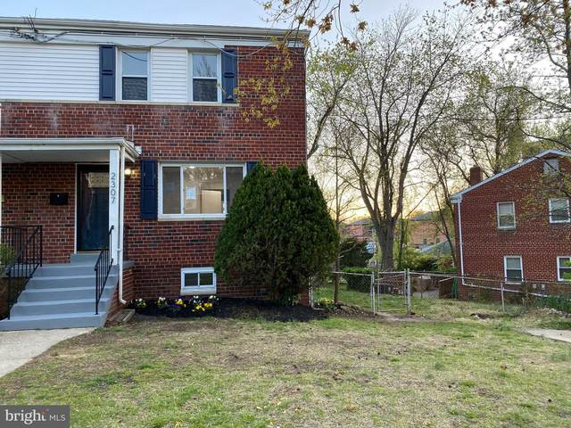 2307 Kirby Drive, TEMPLE HILLS, MD 20748 (#MDPG563446) :: The Bob & Ronna Group
