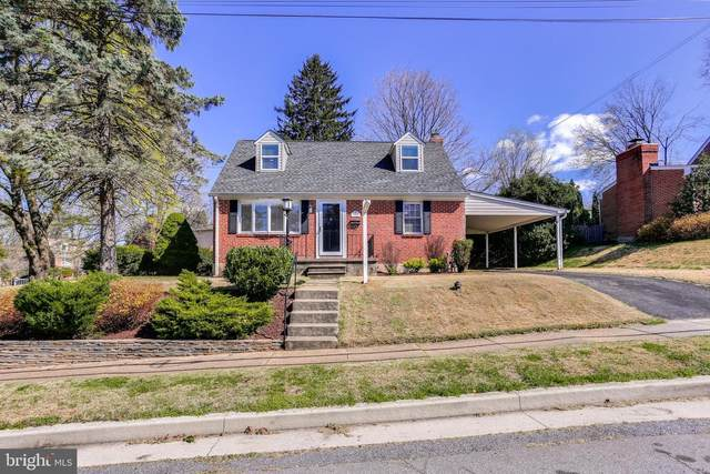 1304 Mccurley Avenue, CATONSVILLE, MD 21228 (#MDBC489544) :: The Miller Team