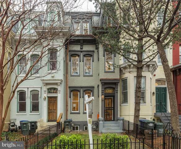 1509 Vermont Avenue NW, WASHINGTON, DC 20005 (#DCDC463088) :: The Licata Group/Keller Williams Realty