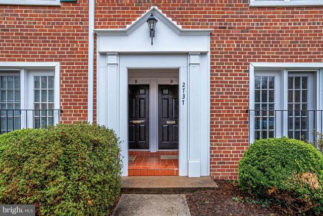 2737 S Walter Reed Drive C, ARLINGTON, VA 22206 (#VAAR160676) :: The Licata Group/Keller Williams Realty