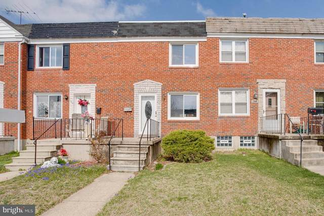 1304 Deanwood Road, BALTIMORE, MD 21234 (#MDBC489550) :: The MD Home Team