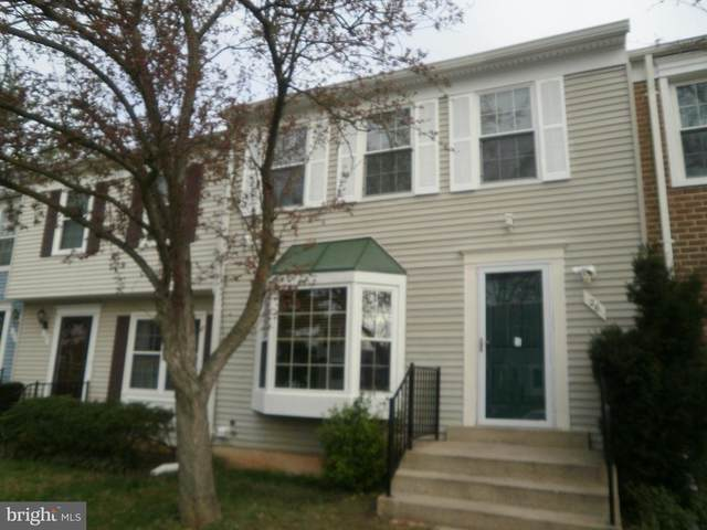 26 Starboard Court, GAITHERSBURG, MD 20877 (#MDMC701344) :: RE/MAX Plus
