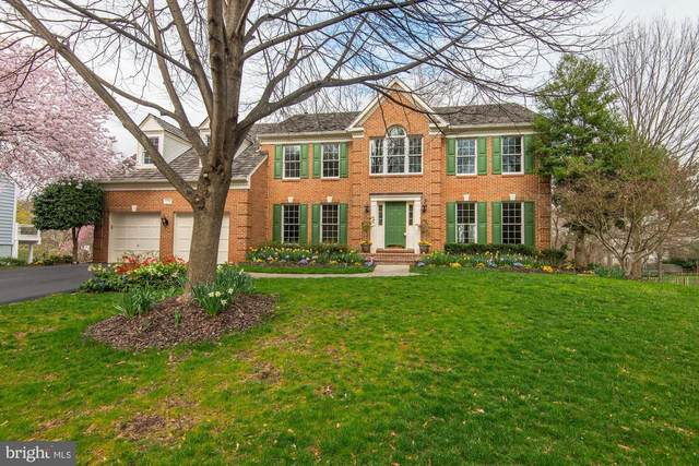 1206 Hawling Place SW, LEESBURG, VA 20175 (#VALO406804) :: The Greg Wells Team