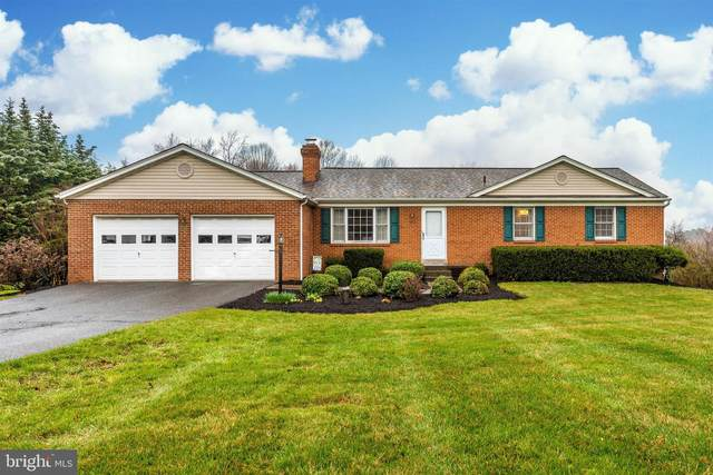 5752 Woodville Road, MOUNT AIRY, MD 21771 (#MDFR261784) :: Revol Real Estate