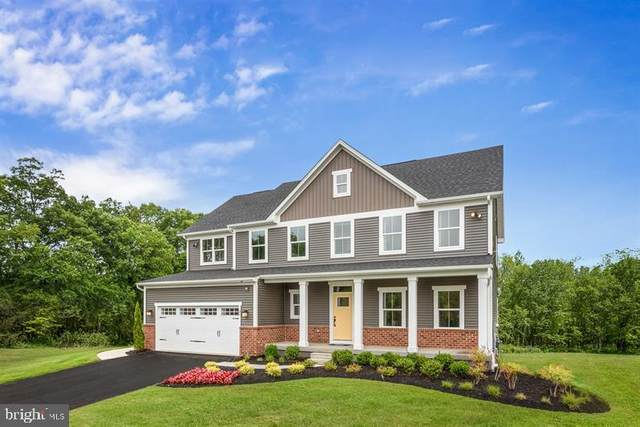 13604 Primavera Drive, MOUNT AIRY, MD 21771 (#MDFR261788) :: Network Realty Group