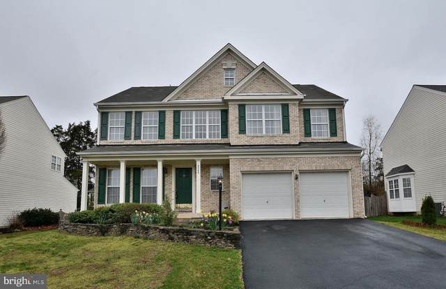 9243 Glen Meadow Lane, BRISTOW, VA 20136 (#VAPW490938) :: The Putnam Group