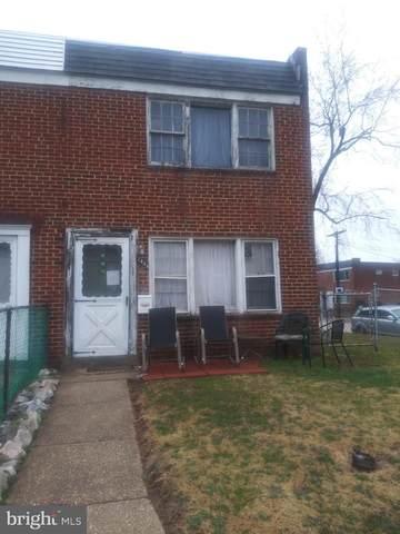 2444 Harriet Avenue, BALTIMORE, MD 21230 (#MDBA505128) :: Revol Real Estate