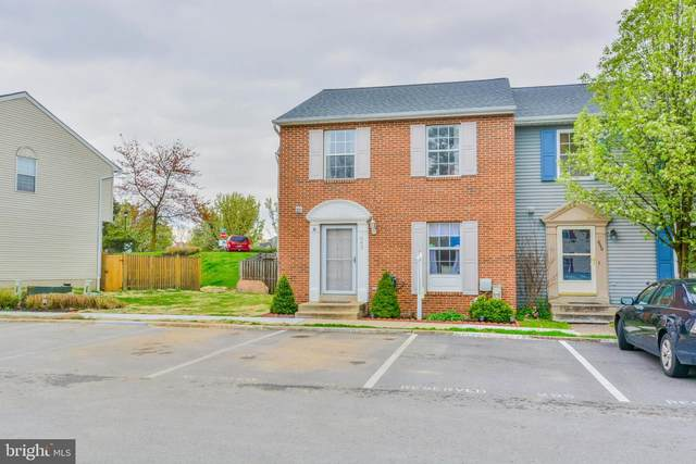 642 Realm Court W, ODENTON, MD 21113 (#MDAA429612) :: The MD Home Team