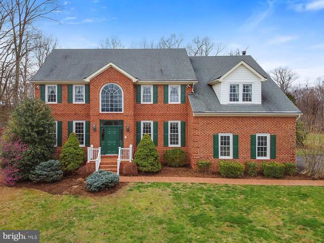 7116 Baldwin Ridge Road, WARRENTON, VA 20187 (#VAFQ164842) :: A Magnolia Home Team