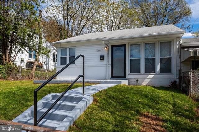 7621 Normandy Road, LANDOVER, MD 20785 (#MDPG563518) :: Coleman & Associates
