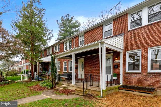 4656 Marble Hall Road, BALTIMORE, MD 21239 (#MDBA505144) :: AJ Team Realty