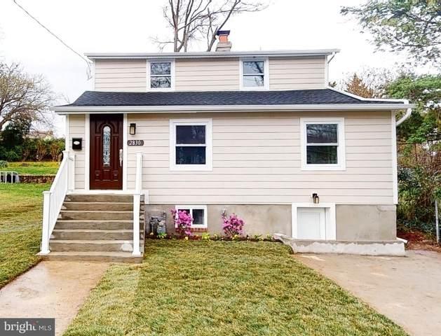 2830 Myrtle Avenue NE, WASHINGTON, DC 20018 (#DCDC463144) :: Talbot Greenya Group