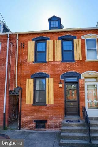 536 1/2 E Chestnut Street, LANCASTER, PA 17602 (#PALA161460) :: Iron Valley Real Estate