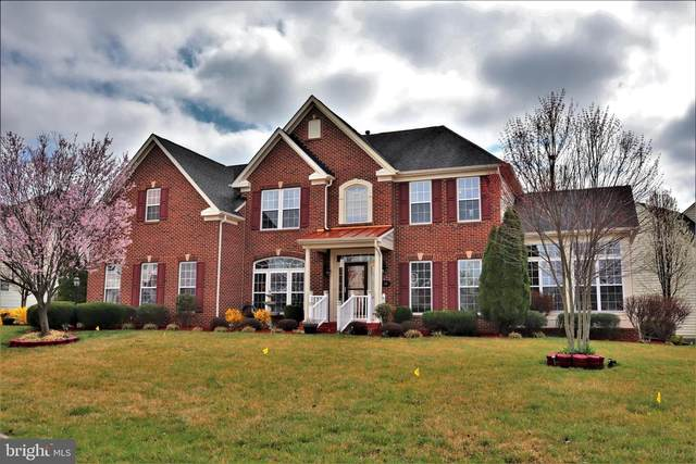 16 Shaftment Way, MARTINSBURG, WV 25403 (#WVBE175970) :: The Putnam Group