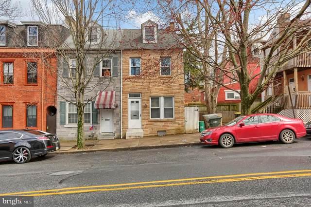 7 N Plum Street, LANCASTER, PA 17602 (#PALA161468) :: Iron Valley Real Estate