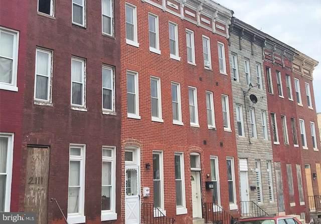 2109 Division Street, BALTIMORE, MD 21217 (#MDBA505168) :: CR of Maryland